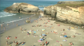 vídeos de Playa As Catedrais en Ribadeo